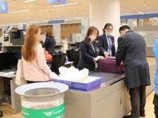 인천공항 검역 현장