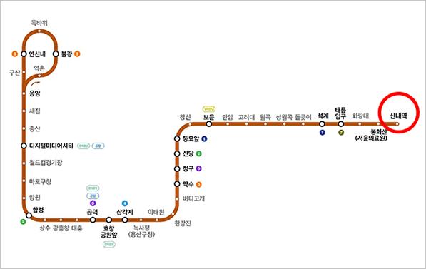 지하철 6호선 신내역 21일 개통…경춘선 환승 쉬워져