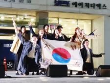 3ㆍ1독립선언광장의 점등식 축하공연, 뮤지컬 영웅 모습