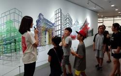 도슨트와 함께하는 시청사 문화예술 프로그램 '숨은그림찾기'