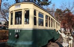 전차 381호 (등록문화재 제467호), 제조시기 : 1930년 경