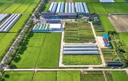 전남 구례군 농업창업지원센터 전경
