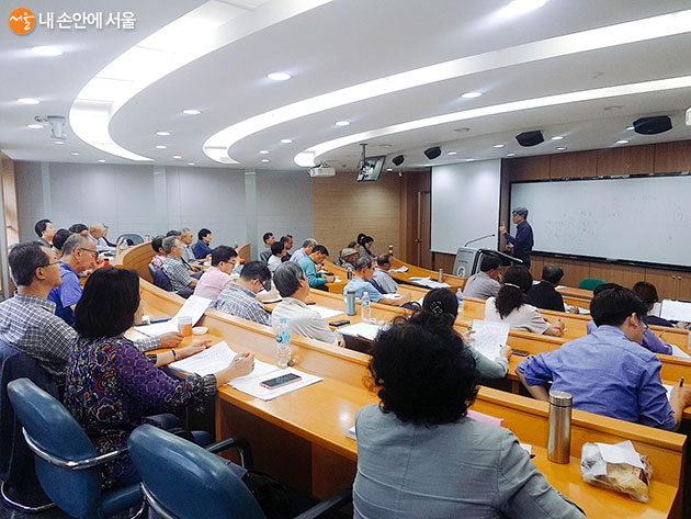 대학연계 시민대학 성균관대 인문학 수업
