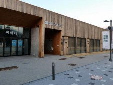 평화문화진지는 군사시설인 옛 대전차방호시설을 공간재생사업을 통해 새롭게 조성한 문화창작공간이다.