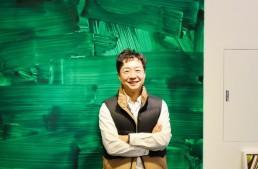 열정적으로 이야기하고 있는 서울홍보대사인 유현준 교수