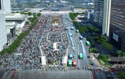새로운 광화문광장 '시민 의견' 반영하여 추진