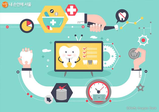 서울시와 서울시교육청이 서울시 전 초등학생의 구강검진 원스톱 확인 시스템인 '치과주치의 전산시스템'을 구축한다