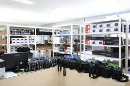 서울시청자미디어센터의 장비대여실