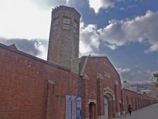 붉은 벽돌건물이 생경스런 서대문형무소역사관 모습