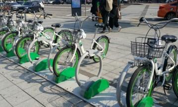 누구나 저렴한 가격으로 나만의 자전거를 이용할 수 있는 서울시 공유자전거 '따릉이'앱(app)
