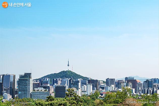 서울시 대기질, 미세먼지 정보를 한눈에 볼 수 있는 '대기환경정보' 홈페이지