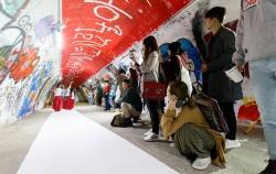청년예술인 참여 관련 사진(프로젝트명:신촌탐사프로젝트 4-113)