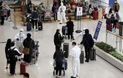 해외입국자 전원 조사... 공항버스, 택시 등 특별 수송대책 가동