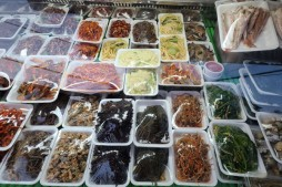 전통시장에서 제로페이(앱)으로 온누리모바일상품권을 사용하고 상품구매하기