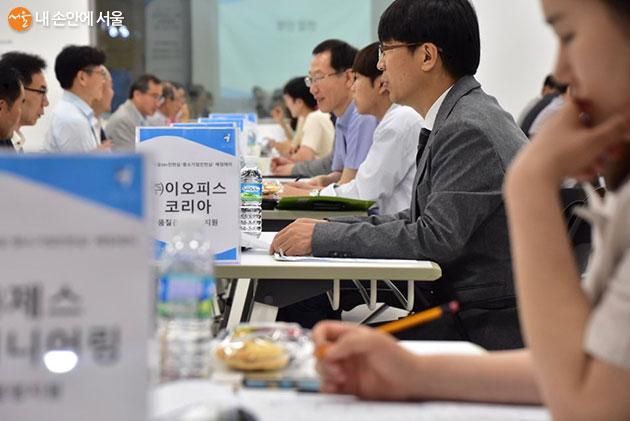 서울시50플러스재단은 50+세대의 성공적인 앙코르커리어를 위한 교육과 실습기회를 제공한다