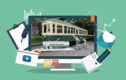 서울역사박물관이 4월 3일부터 '안녕! 전차 381호' 등 온라인 교육 서비스를 개시한다.
