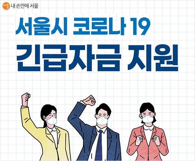 4월 6일부터 신한·우리은행 564개 지점에 '서울시 민생혁신금융 전담창구'가 열린다.