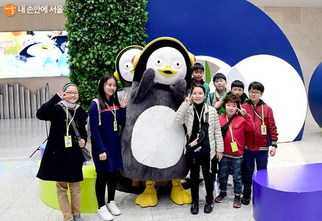 서울시가 어린이신문 '내친구서울' 발간에 참여할 어린이기자를 모집한다.