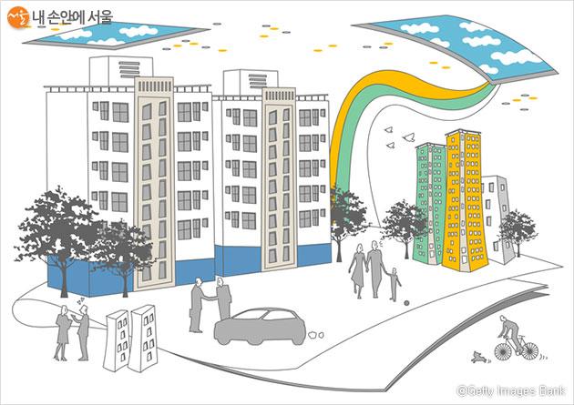 서울시는 청년‧신혼부부를 위해 '역세권 청년주택'을, 장애인을 위해 '장애인 자립지원 주택'을 공급한다