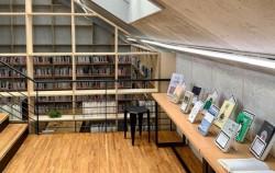 엔젤공방 허브센터와 강동구립 성내도서관이 개관했다