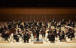 베토벤 운명교향곡을 연주하는 서울시향