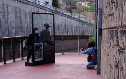 오스타4관왕을 차지한 영화 기생충 촬영지인 자하문터널로 봄 산책을 떠났다
