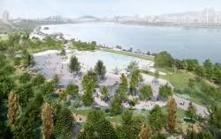 잠실한강공원 수영장 사계절 활용 공간으로…2022년 개장