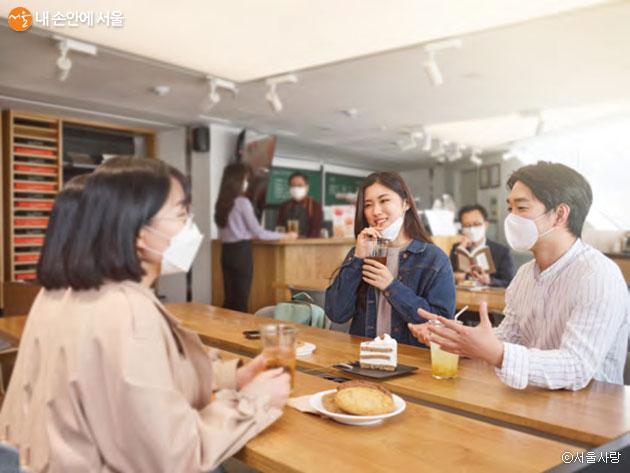 5월 6일 이후, 서울은 '생활 속 거리두기'로 전환을 발표했다
