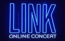 온라인 콘서트 LINK 네온사인 © 서울돈화문국악당