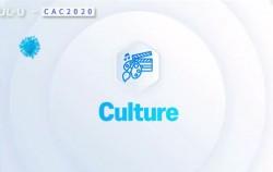 CAC 글로벌 서밋 2020 4일차 문화 분야의 오프닝