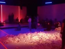 지난 11월, 코로나 사태 전 국립극단 소극장 판에서 공연한
