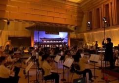 서울시향 고궁음악회가 온라인 생중계되었다