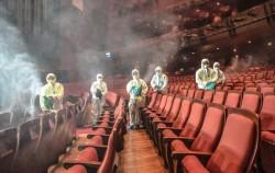 서울시는 코로나19로 침체된 공연예술계를 지원하기 위해 '공연업 회생 프로젝트'를 실시한다