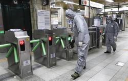 서울시가 '포스트코로나' 시대를 본격 대비하기 위해 비접촉식 지하철게이트 도입 등 '포스트코로나 공공혁신' 사업내용을 발표했다