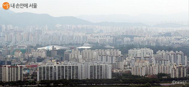 서울시는 '분양가상한제' 시행 전에 총 1만 1,000호를 공급한다