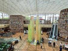 보는 순간 분위기에 압도되는 코엑스 별마당 도서관