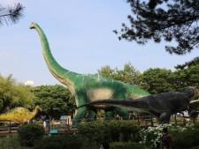 중계근린공원 공룡테마파크