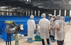 민관합동 조사단이 정수센터 점검을 실시했다