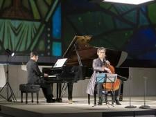 서소문역사박물관에서 서울시향의 '웰에이징 콘서트 : 위로(Consolation)'가 있었다.