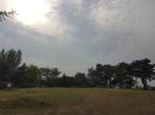 궁산의 정상 모습