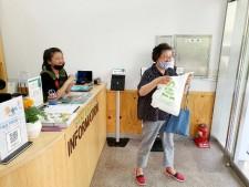 서울숲공원이 지난 18일부터 비대면 셀프자원봉사 '서울숲 쓰담쓰담'을 시행하기 시작했다.