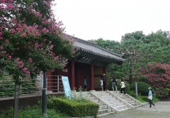 효창공원 의열문