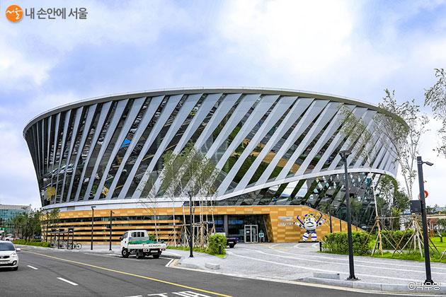 2020년 제38회 서울시 건축상 시민공감특별상 국립항공박물관