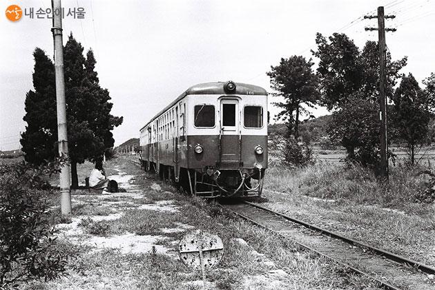 수인선 협궤철도 ⓒ경기도청