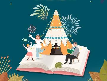 독서의 계절 가을, '온라인 책 축제'로 풍성!