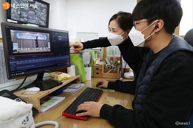 미디어 영상제작 일자리에는 소셜 미디어 영상 편집자 네트워크(성동구) 등이 있다.