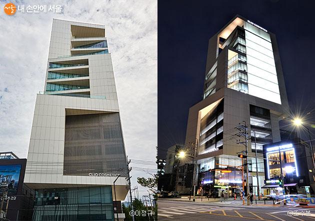 2020년 제38회 서울시 건축상 대상작 '클리오 사옥'