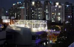 서울로7017 옥상정원 야경