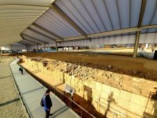지난 12일, 서울시는 한양도성 유적전시관을 시범 개장했다.