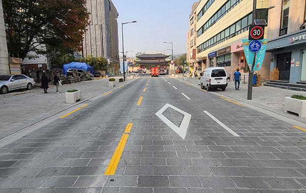 '낙원상가~창덕궁~종묘' 걷고 싶은 거리로 탈바꿈